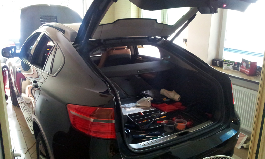 Retrofit Bmw E71 2011 Combox Media Bimmer Retrofit Austria