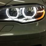 Nachrüstung BMW E71 4.0 D 2013 Voll Adaptive LED Retrofit