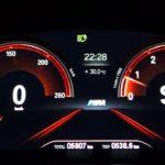 Nachrüstung BMW G30 2018 6WB VollLed Tachometer