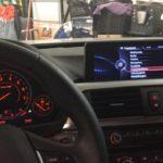 Installation von Navigations NBT,  FSC-Codes,  BMW 420GC 2016