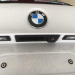 Nachrüstung Rückfahrkamera : BMW 218D F45 Active Tourner 2017