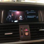 Nachrüstung BMW F26 X4 2017 Fahrerassistenzsystem Code 5AT