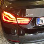 Nachrüsten Rückleuchten LCI F33 BMW 440ix 2016