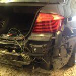 Installation von Spruchwalsystem BMW F10 2016